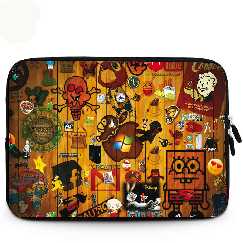 7.9 9.7 10 12 13 14 15 17 Tablet Sleeve Case Mini Pc Laptop Tas 10.1 11.6 13.3 15.4 15.6 17.3 Computer Protector Cover NS-3039