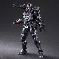 NEW hot 26cm War Machine James Rhodes iron Man Avengers collectors action figure toys Christmas gift with box