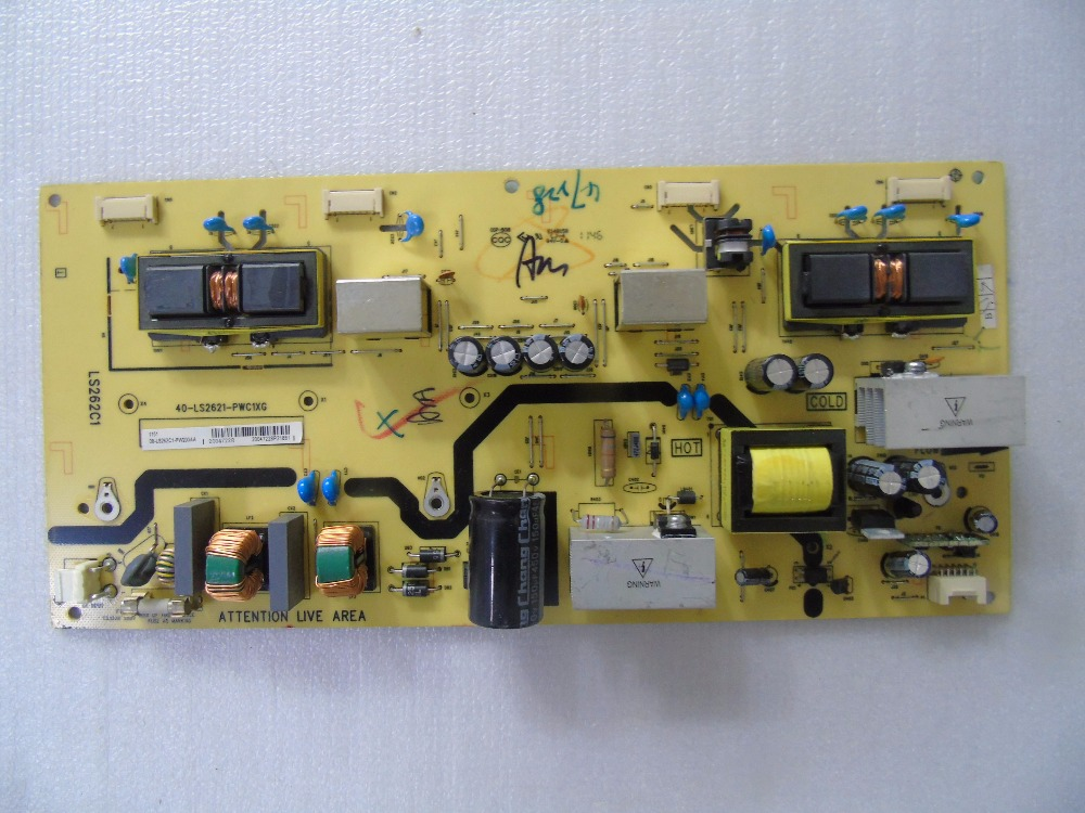 40-LS2621-PWC1XG 08-LS262C1-PW200AA Good Working Tested runco ls 1