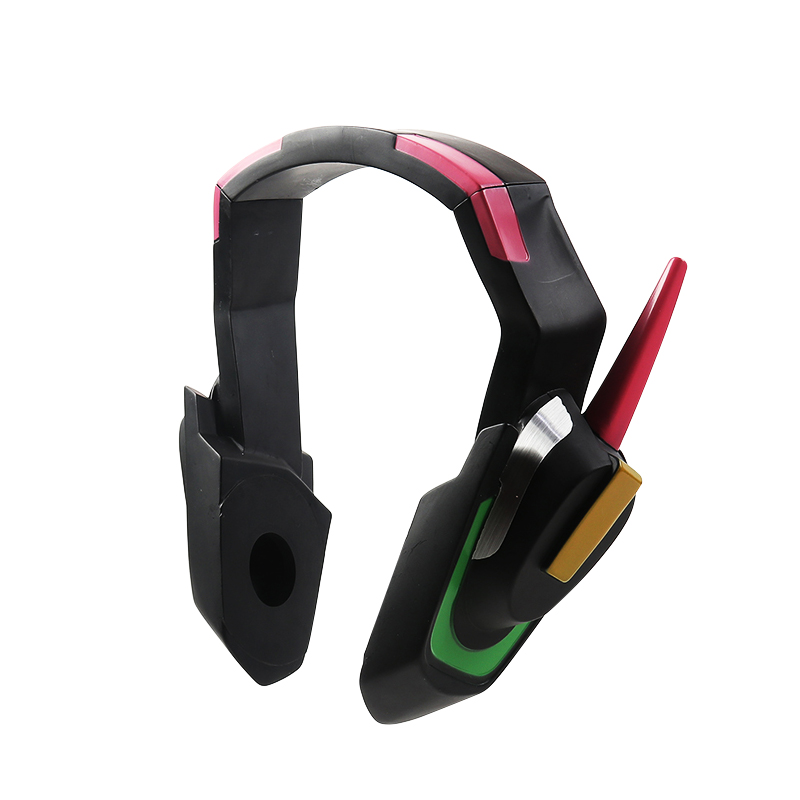 Not Hard Type!!! Dva Headphones D.va Earphones D va Headset Props For Cosplay D va Headset Dva Headphone D.va Hana Song Earphone Наушники