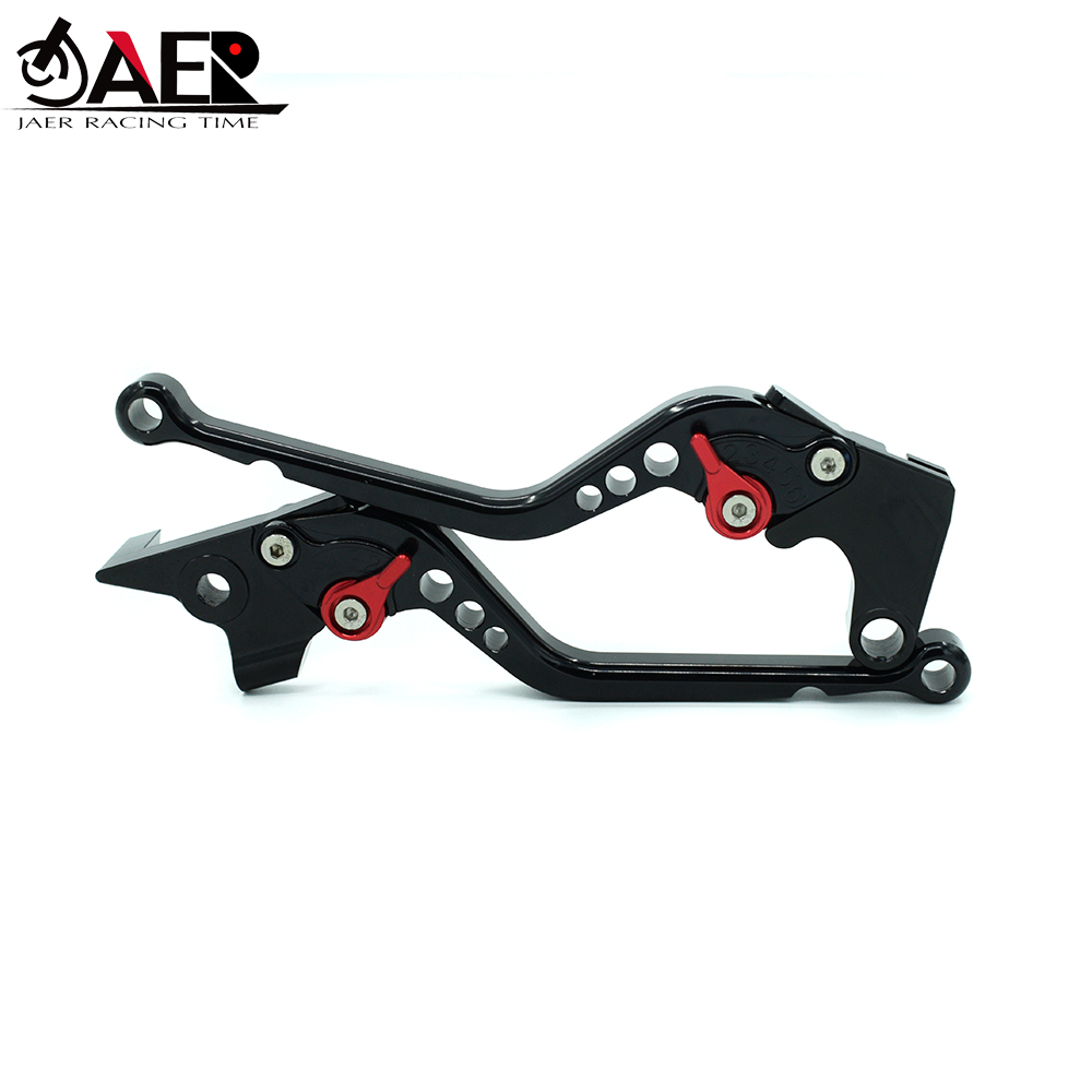 JEAR Motorcycle CNC Brake Clutch Levers for Aprilia Dorsoduro 900 Shiver900 2017 2018 Dorsoduro 750 Shiver/GT2008 2016-in Levers, Ropes & Cables from Automobiles & Motorcycles