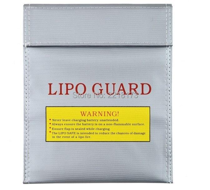 Дракон модель Противопожарные RC LiPo Батареи Безопасности Сумка Безопасный Гвардии Зарядки Мешок 180X230mm Горячий Продавать