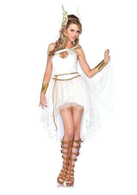 Sexy greek halloween costume