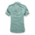 Verão homens de manga curta camisa de moda casual homens magro pequeno cogumelo bordado cor sólida frete grátis 1616 MM