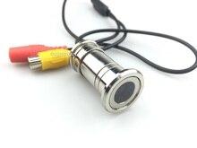 Cctv lente hd 1000tvl 2.8mm, grande angular, porta, furo, olho mágico, vídeo colorido, câmera