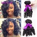 Brazilian Bouncy Curly Human Hair Bundles 3*100g(+/-5g)/piece Funmi Spring Curly Short Virgin Brazilian Human Hair Extensions