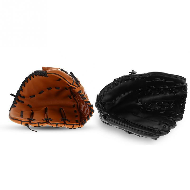 Mutig Baseball-handschuh Kinder 11,5 Zoll Professionelle Links Hand Pvc Baseball Softball Praxis Handschuh Softball Sport Praxis Ausrüstung Waren Des TäGlichen Bedarfs Baseball & Softball Handschuhe