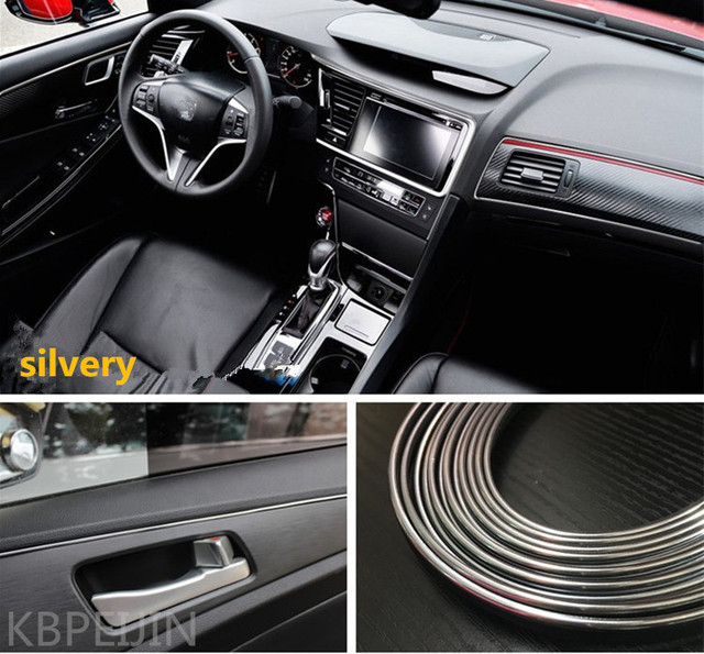 US $6 11 32% OFF|5M Car styling Insert type Air Outlet interior trim  stickers for ACURA mdx rdx tl tsx rl zdx integra rsx accessories-in Car  Stickers