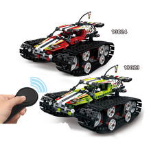 RC Car Technic Series Building Blocks Bricks Educational Toys Assembly Compatible with my