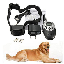 M613 Dog Trainer 1000m Waterproof Rechargeable Lcd Remote Pet Dog Training Collar Electric Shock Large Dog Control 1pc