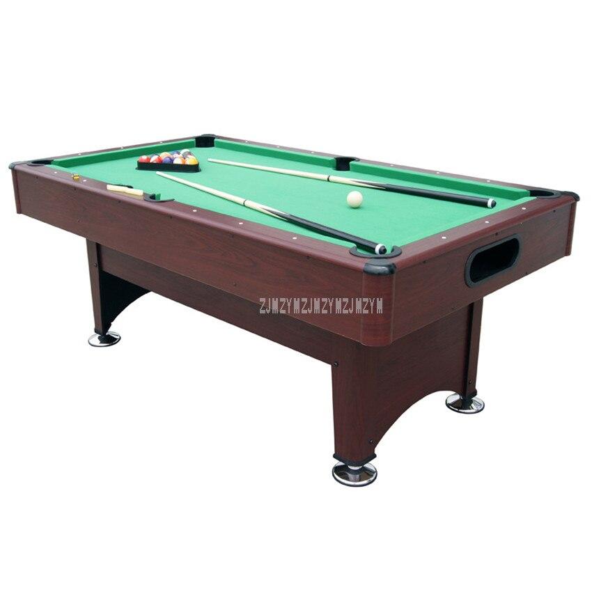 SUB 8446CTR американский стиль Professional бильярдный стол мяч возврата функция с шт. 16 шт. шары 2 кий спортивное оборудование снукер