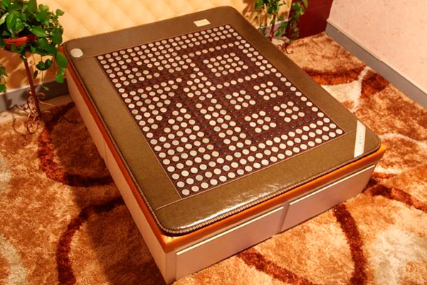 Free shipping! Good Tourmaline Cushion Jade Physical Therapy Mat Heat Bed Mat Home Health Care Cushion Heat Free Shipping good quality natural jade mat tourmaline heat chair cushion far infrared heat pad health care mat ac220v 45 45cm free shipping