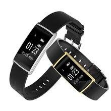N108 Smart Браслет Heart Rate обнаружения SmartBand крови кислородом Смарт Браслет артериального давления Смарт полосы усталость для телефона