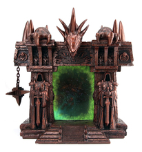 Official Licensed Product World of Warcraft Wow Beyond The Dark Portal Great Gate Resin Statue Model