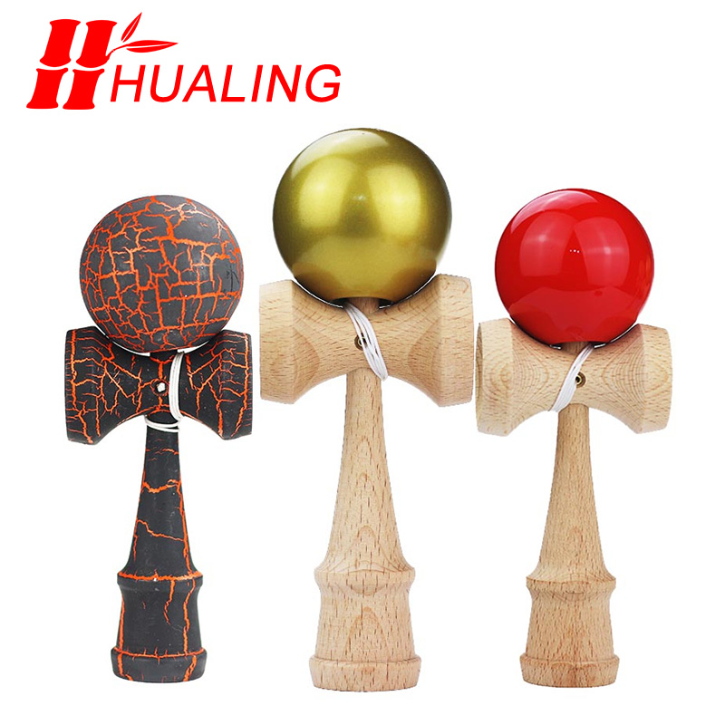 Funny Japan Traditional Kendamas Ball Juggling Ball