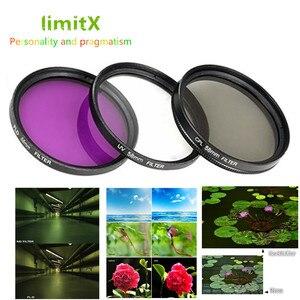 Image 3 - Filter Kit Uv Cpl Nd Fld Afgestudeerd Colour Star & Adapter Ring & Lens Hood Cap Voor Sony RX100 Vii vi Va V Iv Iii Ii 7 6 5 4 3 2