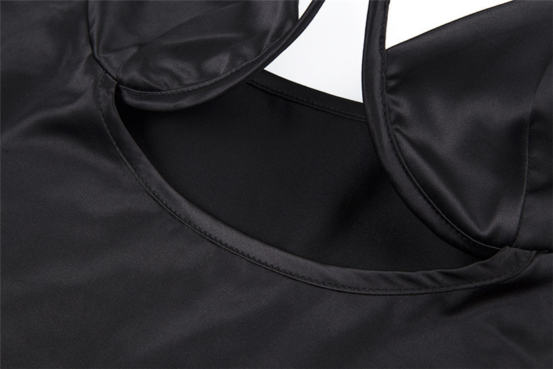 v neck bodysuit female18