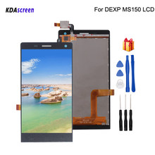 Voor DEXP Ixion MS150 Lcd Touch Screen Assembly Vervanging Voor DEXP MS150 Screen Lcd-scherm Telefoon Onderdelen Gratis Tools(China)