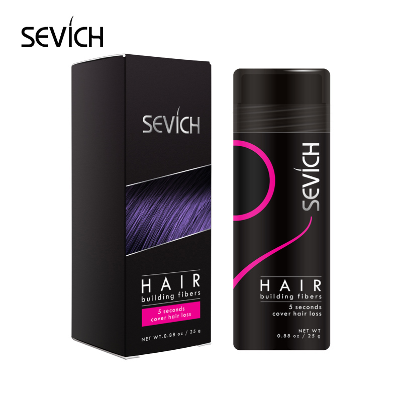 Couleur de poudre de kératine de fibre de cheveux instantanée de - Soin des cheveux et coiffage - Photo 6