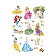Stickers Kinderkamer Disney.Cinderella Stickers Koop Goedkope Cinderella Stickers Loten Van