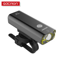 GACIRON Bicycle LED Head Lights USB Rechargeable Bike Front Light Waterproof For MTB Road Cycling 200