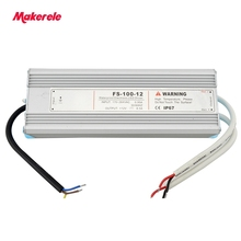IP65 LED waterproof 100w 5v 12v 15v 24v 48v SMPS LED Switching Power Supply Constant Voltage Driver, 220v ac/dc Lighting 5v 12v 15v 24v 36v 1a 1 5a 2 4a 3a apv 35 12 mean well 25 36w ac dc led lighting drive switching power supply constant voltage