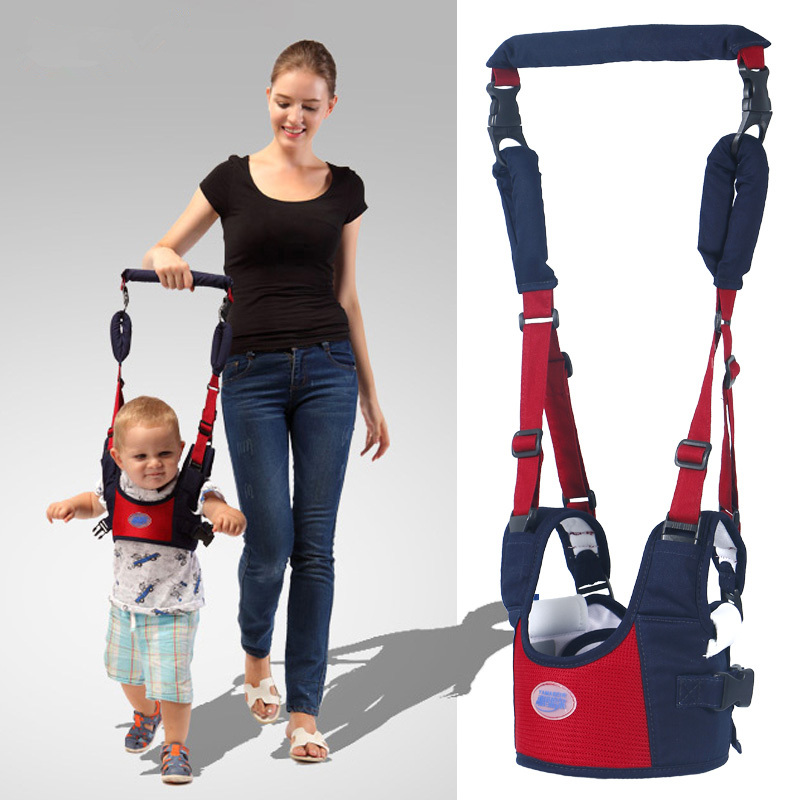 Exercise Safe Keeper Baby Care Learning Walking Harness Backpack Stick Sling Boy Girls Infant Aid Walker Assistant Belt Wings