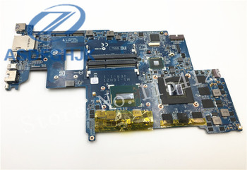 LAPTOP MOTHERBOARD MS-16H21 MS-16H2 FOR MSI GS60 MOTHERBOARD  with I7 CPU and GTX860M 100% Work perfectly