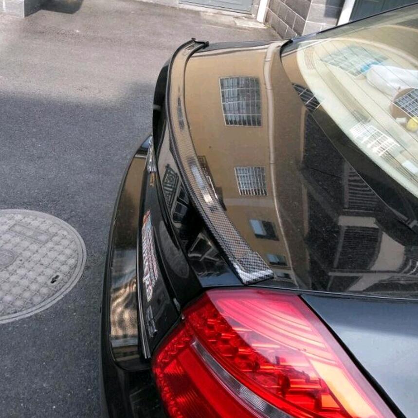 Car tail carbon fiber picture sports kit FOR touareg kia rio k2 Renault Megane 2 granta