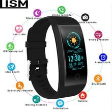 цены на Fitness Bracelet Smart Band Pedometer Bracelet Heart Rate Monitor IP68 Waterproof Tracker Intelligent Clock PK Mi Band 3 2 Reloj  в интернет-магазинах