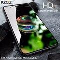 PZOZ xiaomi mi A1 5X de templado de vidrio de 3D funda de protección completa película Xia mi 5 Pro 9 H pantalla HD protector de xiaomi mi a1 mi a1 de vidrio