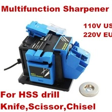 Grinding-Tool Sharpener Knife Electric-Grinder Multifunction Twist-Drill Household