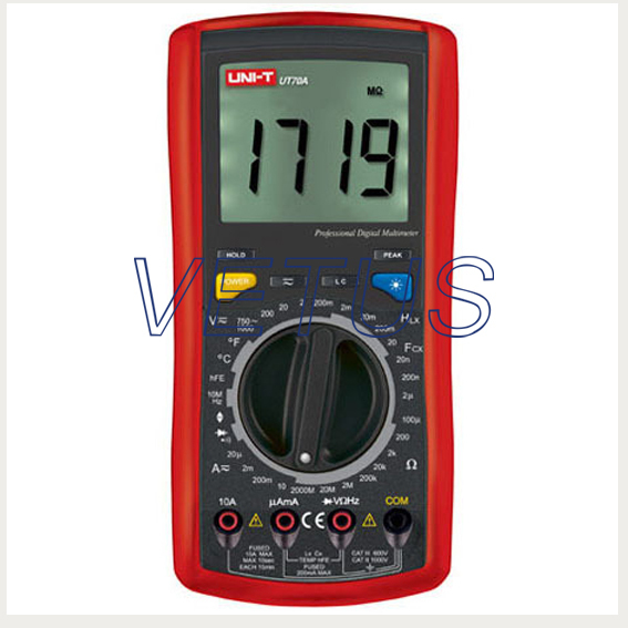 UNI-T UT70A UT-70A LCD Handheld best low price multimeter digital  uni t ut90c ut 90c low price best multimeter digital with lcd display