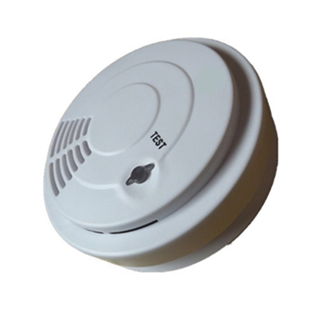 433 wireless smoke detector fire alarm linked with alarm system or standalone, detectors humo