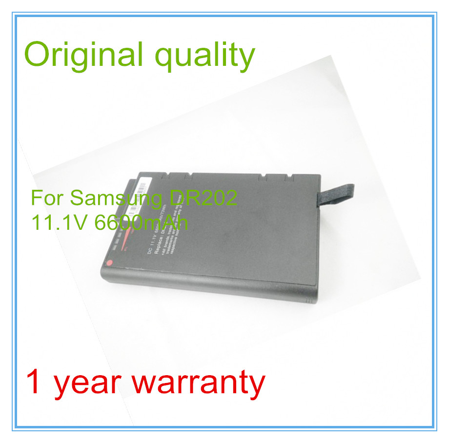 9 cell 6600mAh Laptop battery for 520 DR202 SP202A ME202BB A40 M5000 NB8600 NB6620 ERA 1000