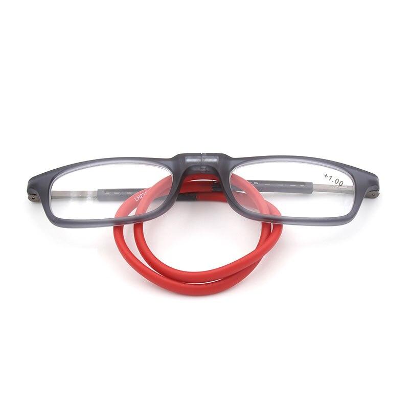 Handoer Reading Glasses Frame for Men and Women Flexible TR-90 Full Rim Reading Eyeglasses Prescription Spectacles Eyewear