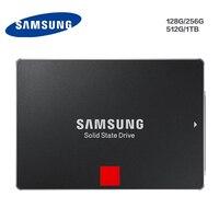 SAMSUNG SSD, 850 PRO 128 ГБ 256 ГБ Внутренний твердотельный диск HD Жесткий диск SATA 3 2,5 для ноутбуков настольных ПК 512 ГБ 1024 ГБ 1 ТБ