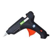 60W Mini Electric Heating Hot Melt Glue Gun Professional Tool 10pcs 11 30mm Glue Sticks