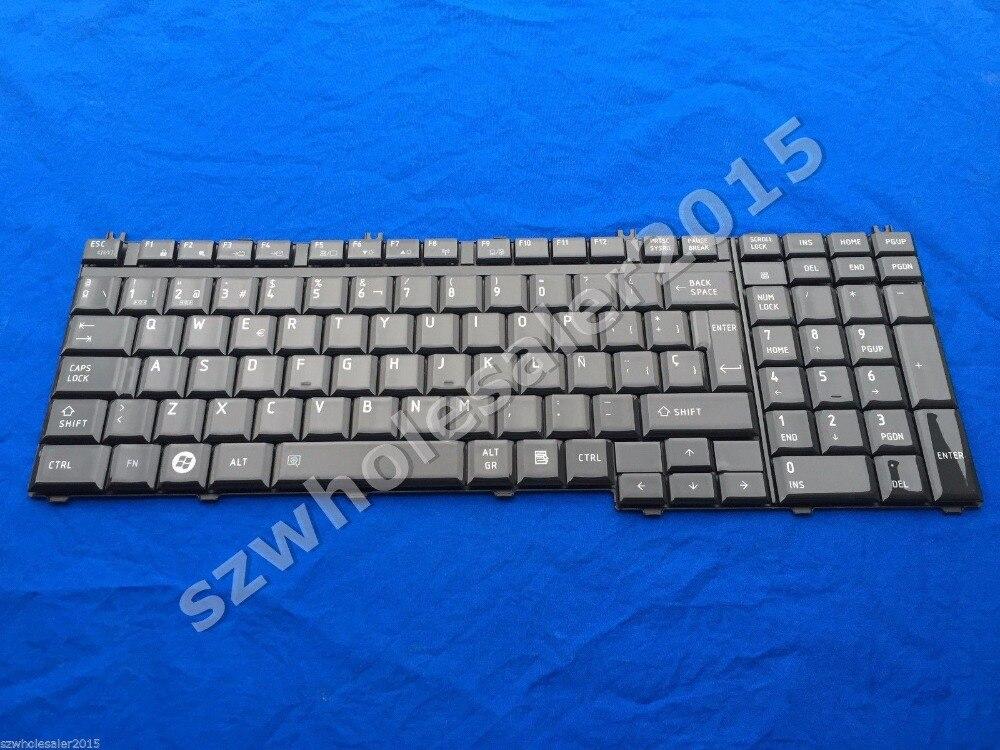 New notebook font b Laptop b font keyboard for Toshiba Satellite P500 L500 L505 L550 P300