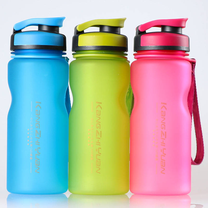 Outdoor products plastic sports bottle outdoor riding water bottle portable space bottel D