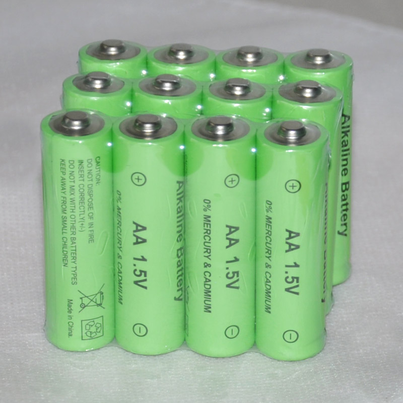 12-20pcs UNITEK <font><b>1.5v</b></font> <font><b>AA</b></font> <font><b>rechargeable</b></font> <font><b>battery</b></font> 14500 cell 3000mah <font><b>alkaline</b></font> for led flashlight toys clock camera remote control image
