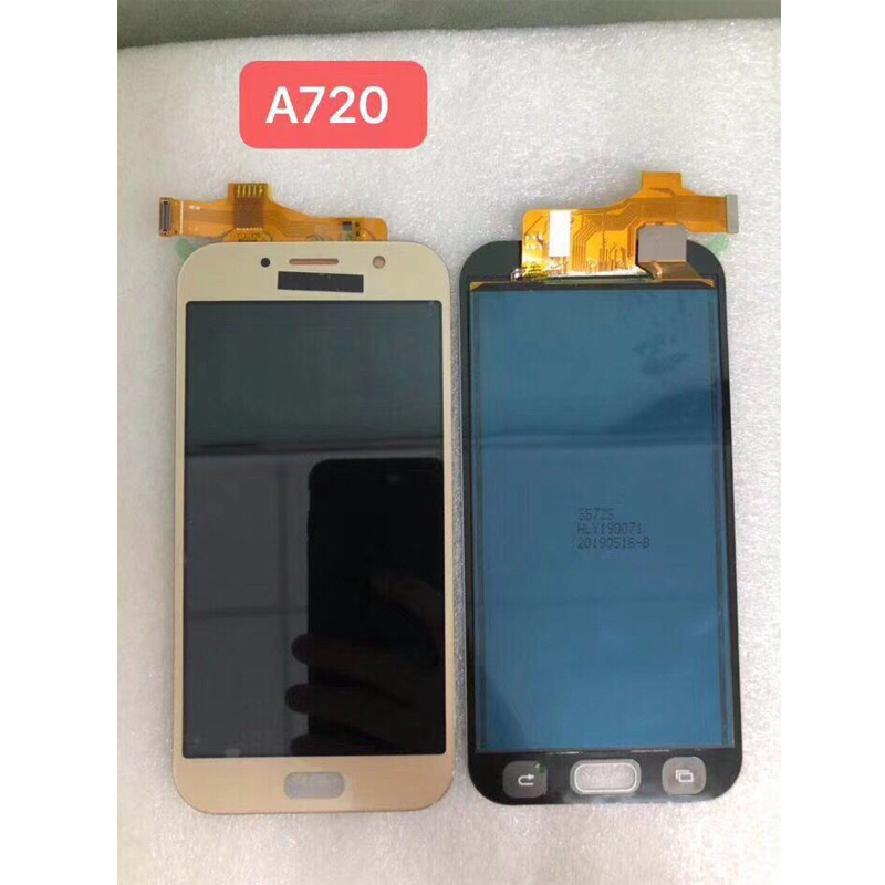 For Samsung Galaxy A7 2017 A720 A720F SM-A720F  LCD Display + Touch Screen Digitizer Assembly free shippingFor Samsung Galaxy A7 2017 A720 A720F SM-A720F  LCD Display + Touch Screen Digitizer Assembly free shipping