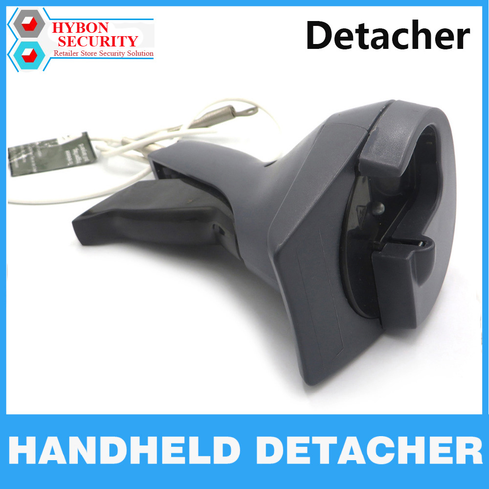 HYBON Handheld Gun Magnetic Detacher Universal Security Tag Remover Detacher schlussel Clothing Handheld Magnetic Tag Detacher