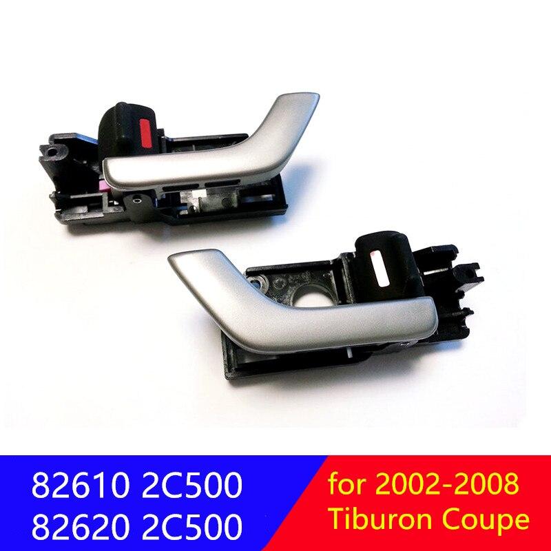 826112C000LK Left Interior Door Handle Bezel OEM For 2003-2008 Hyundai Tiburon