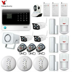 Yobang Security GSM/WIFI/GPRS