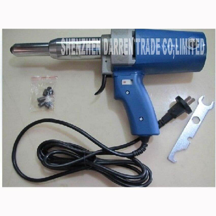 Фотография 1 pc High Quality PIM-SA3-5 220 V Electric Riveter Pistol / Striker Blind-Riveting Tool Pistol 7000N Working pull