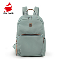 Fouvor Unisex Design Backpack Book Bags for School Backpack Casual Rucksack Daypack Oxford Canvas Laptop Fashion Woman Backpacks