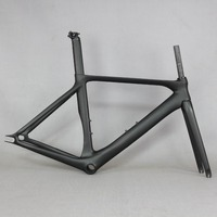 Best selling fixed gear cheap chinese carbon fiber bike frame FM269