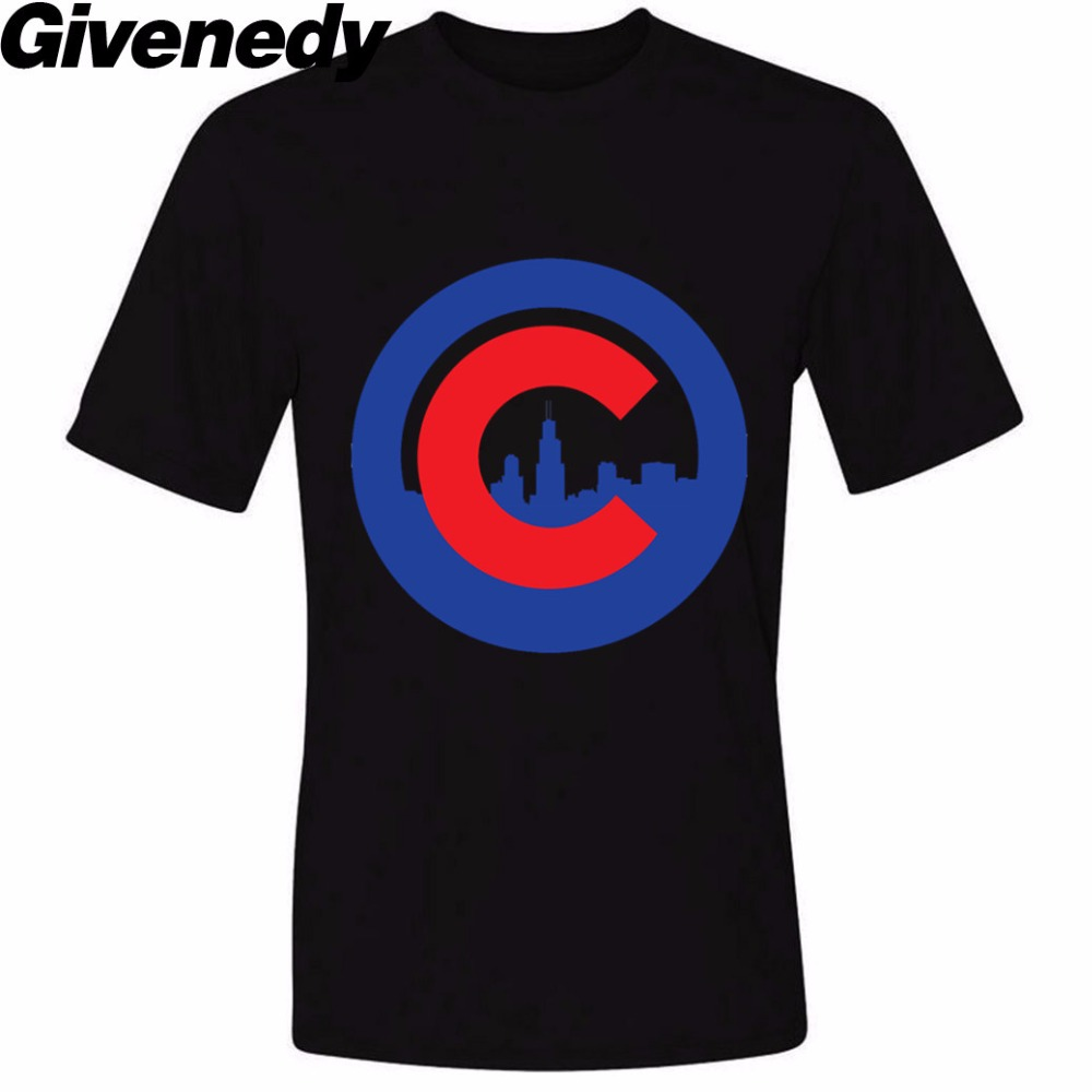 Popular cub logo buy cheap cub logo lots from china cub for Cheap t shirt printing chicago
