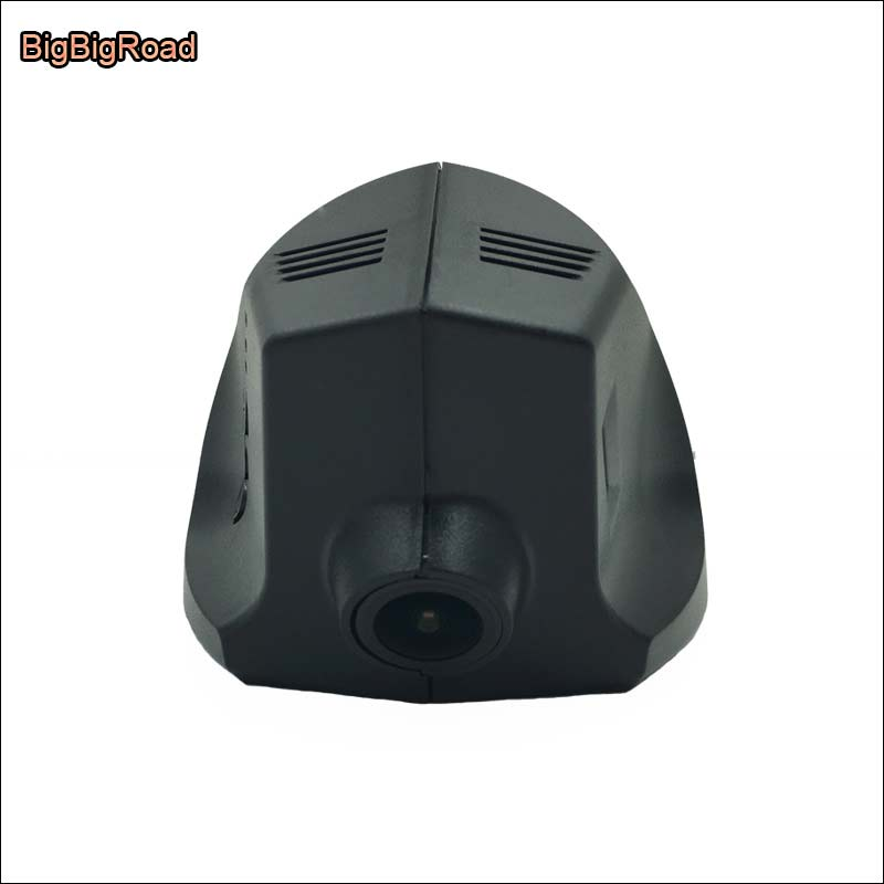 BigBigRoad For Mini Countryman F60 Clubman F54 2014 2015 2016 2017 Car wifi DVR Video Recorder Novatek 96655 black box Dash Cam bigbigroad for ford mondeo 2015 high configuration car wifi dvr video recorder dash cam car black box keep car original style